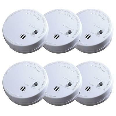 best smoke detector alarm ionization battery home