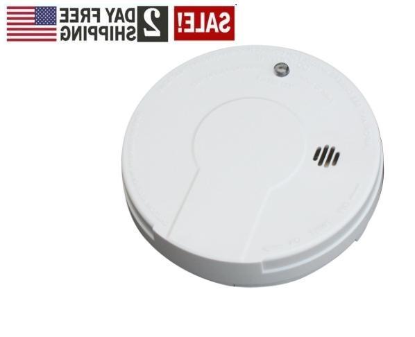Kidde Battery Operated Smoke Alarm I9050 9v