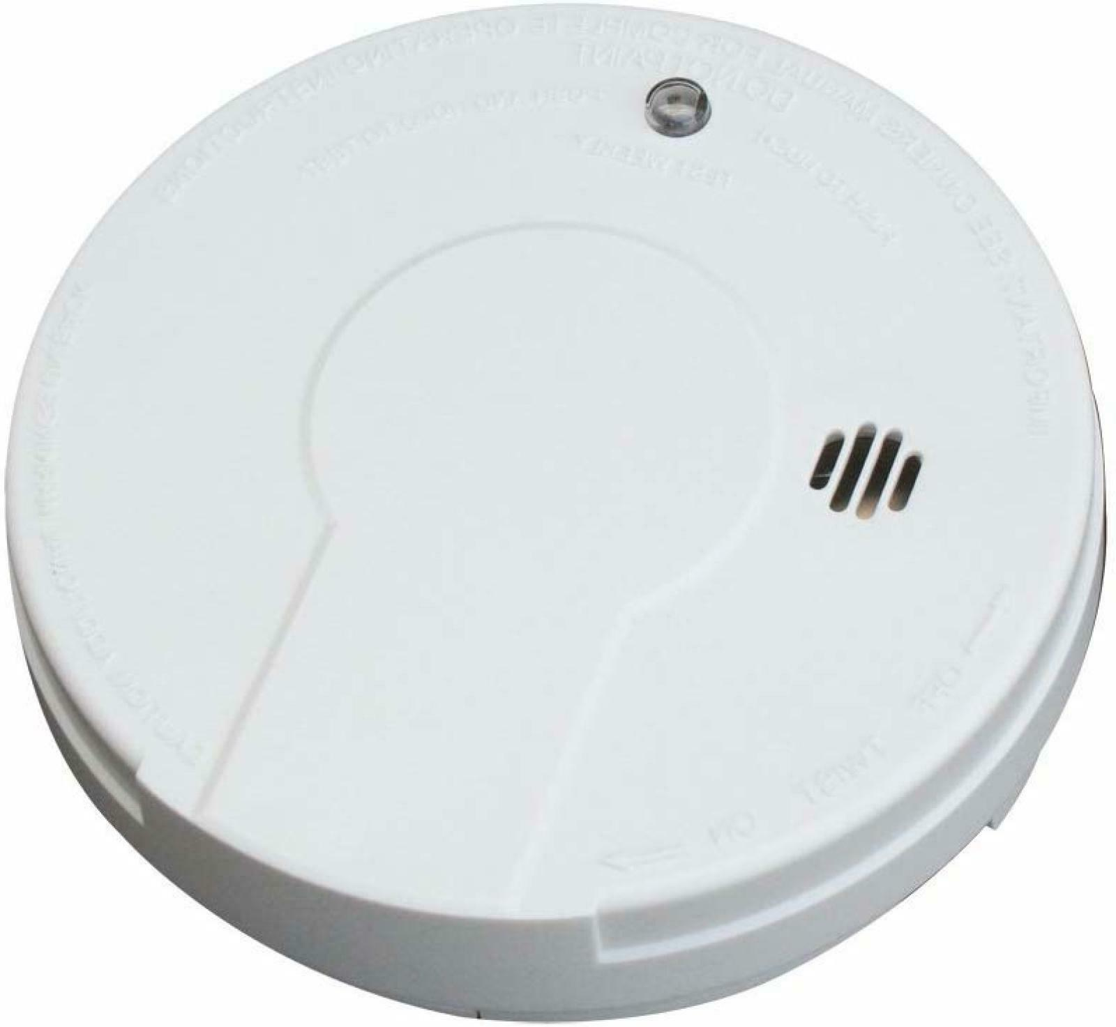 Kidde Battery Operated Smoke Alarm I9050 Manual Guide