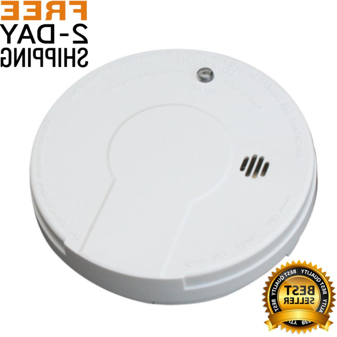 KIDDE And Carbon Monoxide Detector Battery Backup