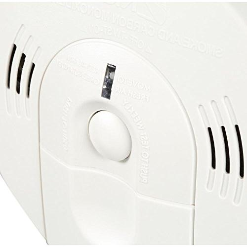 Kidde Intelligent Alarm Operated Combination Carbon Monoxide Alarm