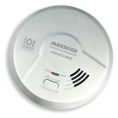 UNIVERSAL SECURITY MI3050SB Universal Smoke Sensing