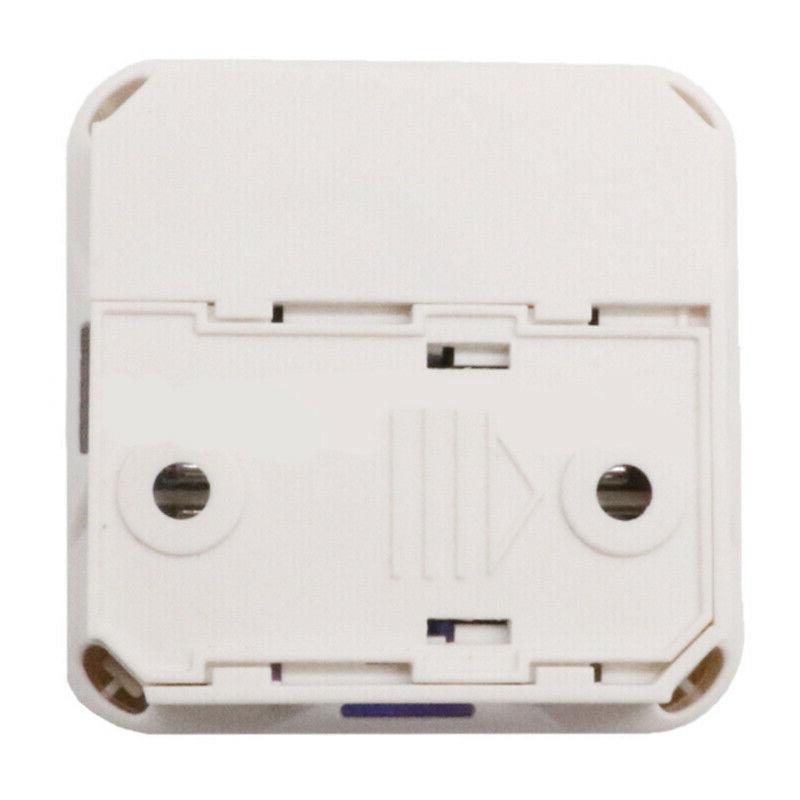 Mini CO Monoxide & Smoke Detector Poisoning us