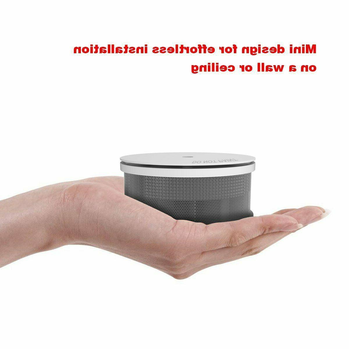 Mini Compact Photoelectric Smoke Detector