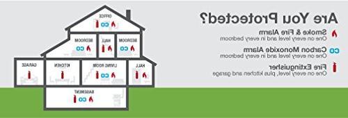 First Z-Wave Carbon Monoxide Alarm Pack