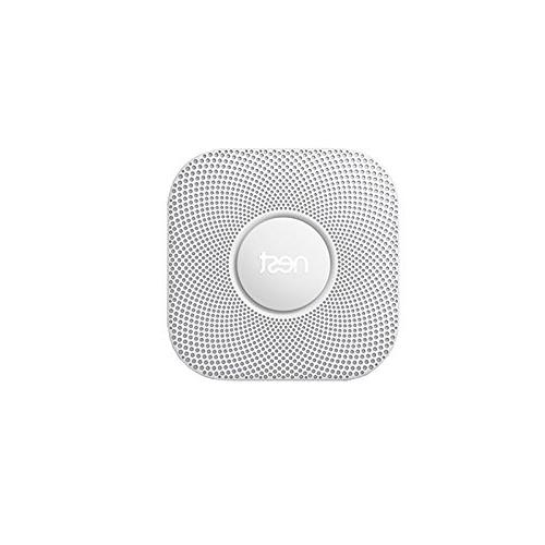 nest protect smoke alarm 2nd generation wired carbon detecto