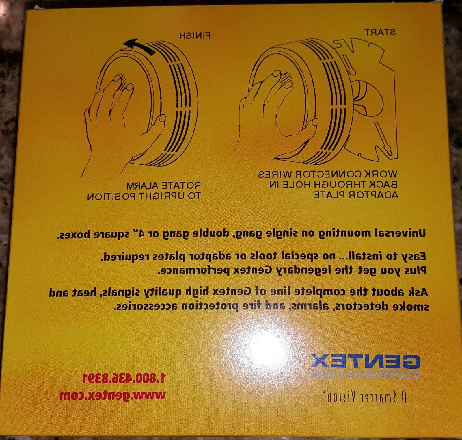 New 8240PY 4-wire 24V Detector 908-1208-002
