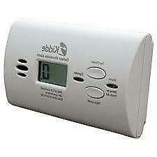 NEW Kidde Battery Operated Carbon Monoxide Alarm with Digita