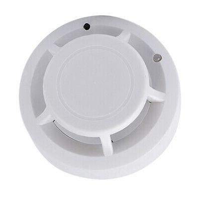 Wireless Smoke Detector Home Security Fire Tester