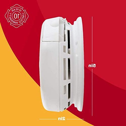 First one Wireless Alarm, Vac, 85 Db