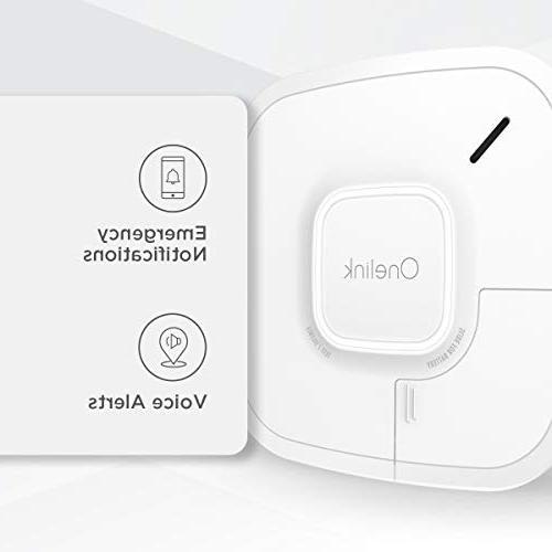 Carbon Detector | Battery Powered, Alexa First