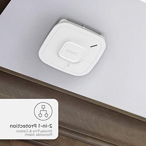 Onelink Carbon Monoxide | Battery Alexa | First