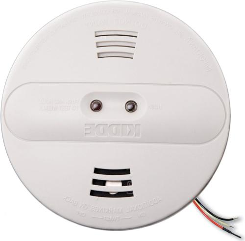 Kidde PI2010 Hardwired Photoelectric and Smoke with Backup