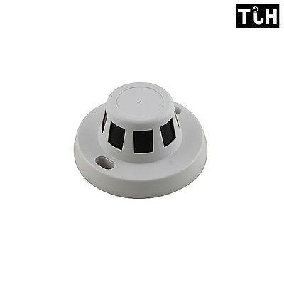poe audio ip camera smoke detector hd