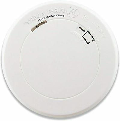 First Alert PRC710B Smoke/CO Alarm Combo with 10yr Life