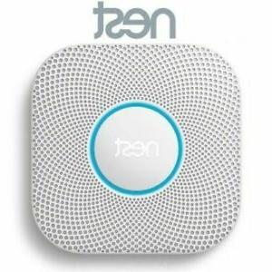 Nest Protect Smoke Carbon Monoxide Alarm 2nd Generation Wire