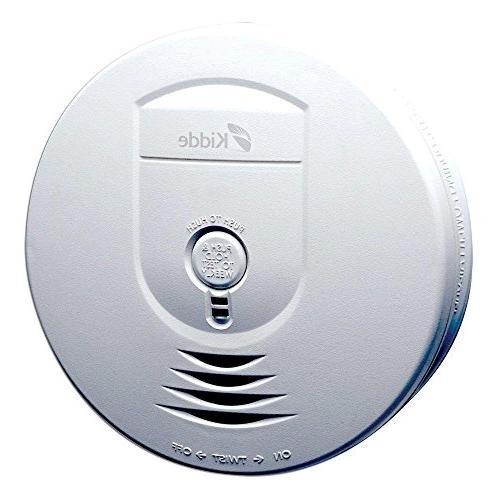 Kidde Battery-Operated Smoke Alarm