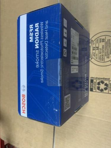 Bosch RADION Smoke And Heat Detector Wireless