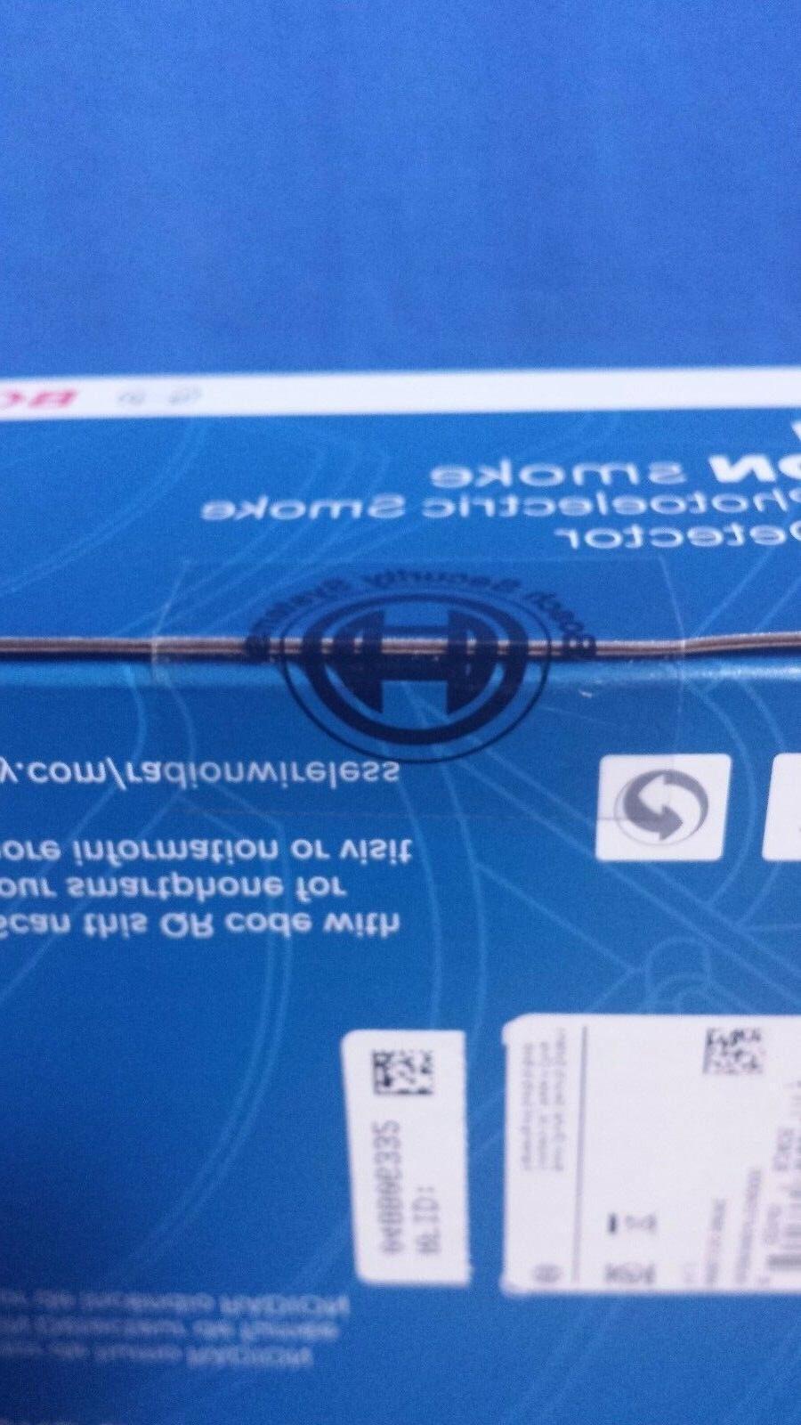 Bosch Radion Smoke Detector