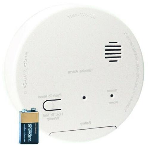 s1209 smoke alarm hardwired interconnectable photoelectric 9