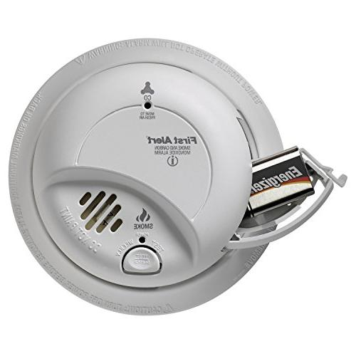First Alert Combination Smoke Alarm