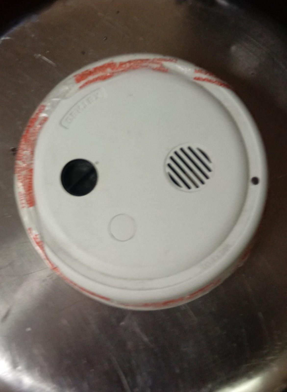 series 8000 smoke detector 8100p