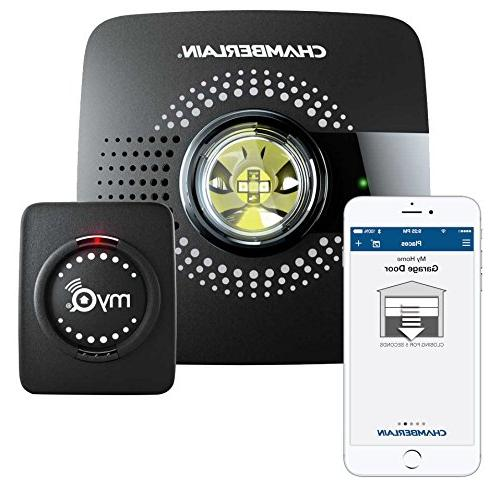 Chamberlain Smart Garage Hub MYQ-G0301  Upgrade your Existing Garage Door Ope...