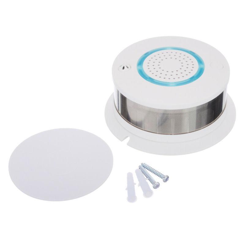 Smart Fire Smoke Detector Sensor Security