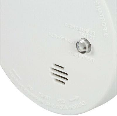 Smoke Alarm Sensor Fire 6-Pack