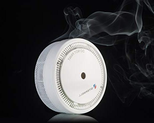 Smoke Listed, Modern 10 Photoelectric Smoke to Install Alarm
