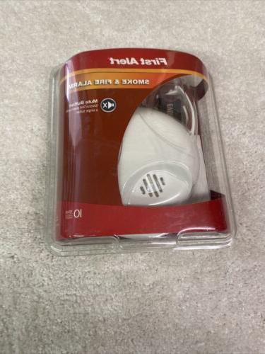 smoke alarm singl sensr