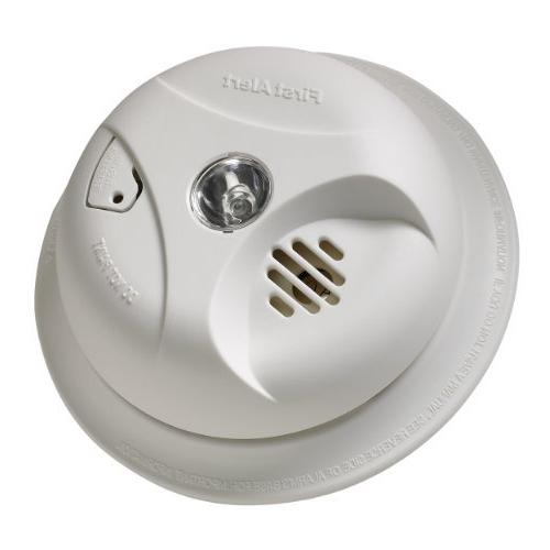 Smoke Alarm Light