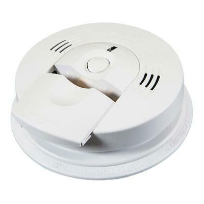 Smoke and Carbon Monoxide Alarm with Voice Warning Kiddie Ni
