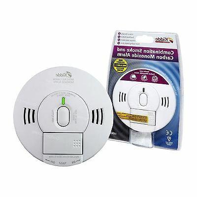 smoke and carbon monoxide combination detector voice