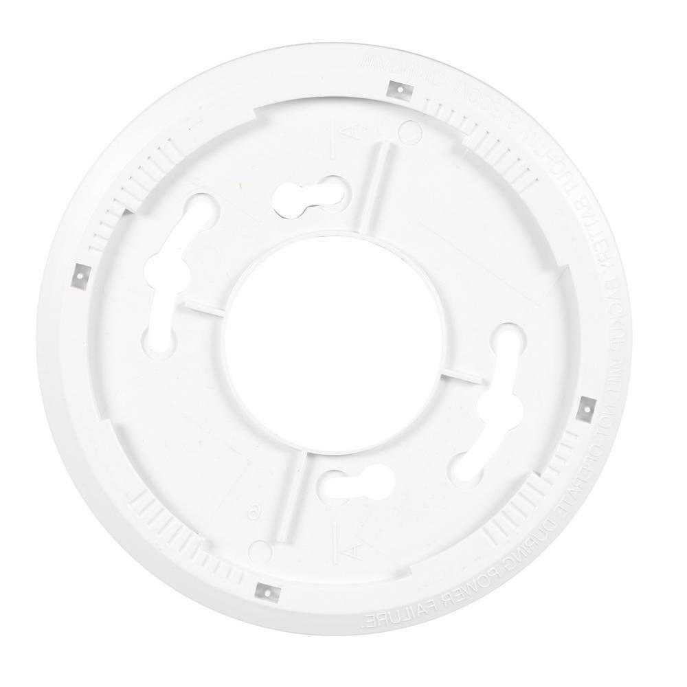 Kidde Smoke and Monoxide Detector Alarm Voice Warning  