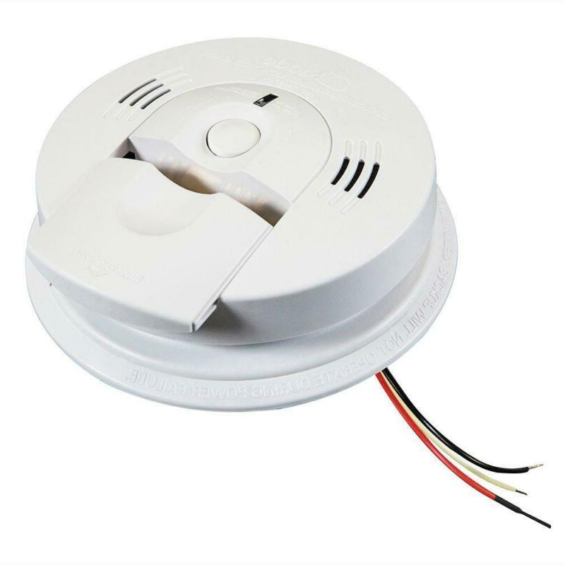 Kidde Smoke and Carbon Monoxide Detector Alarm with Voice 1