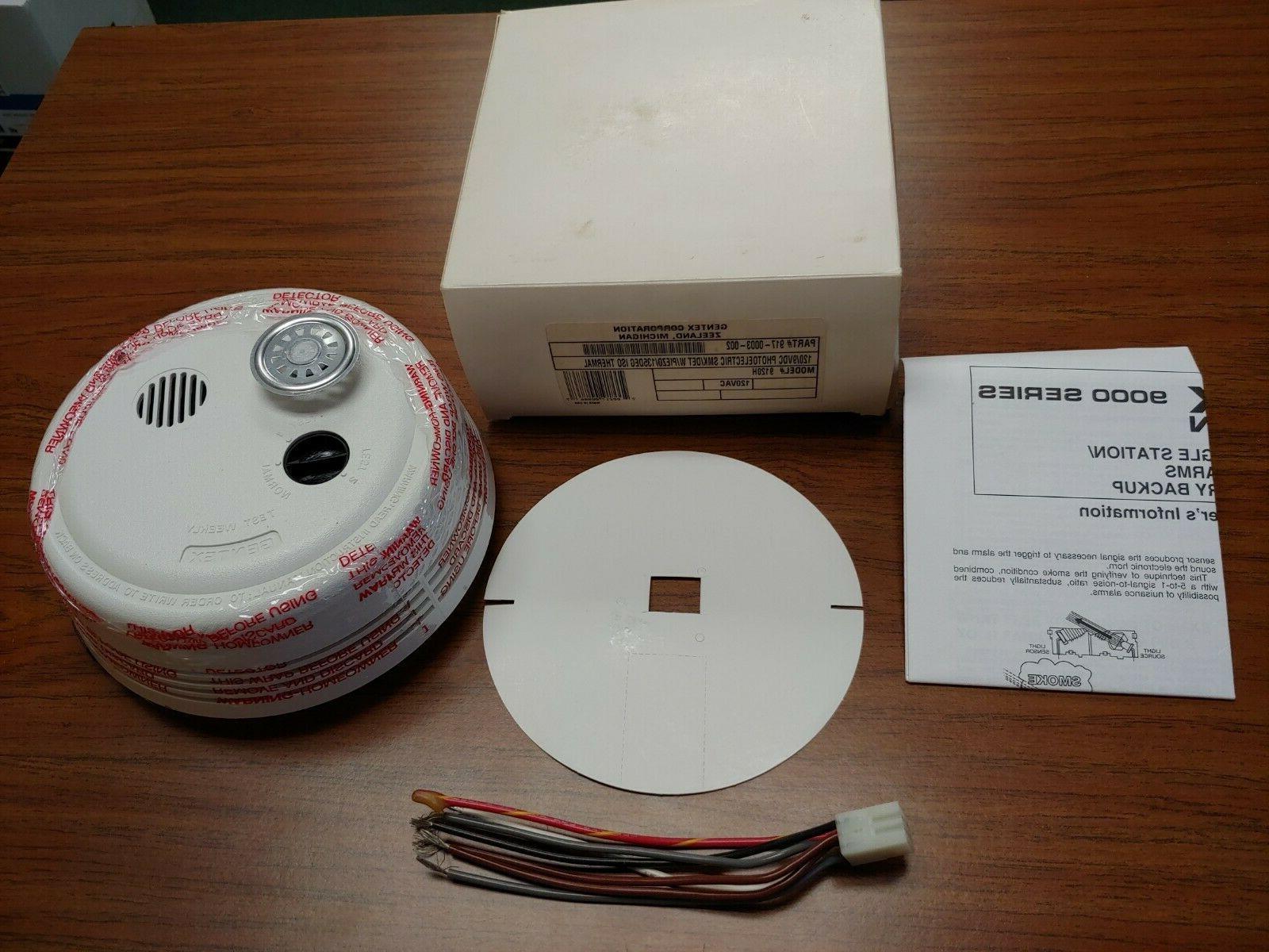 Gentex & Heat Detector Bundle- 9120H F,
