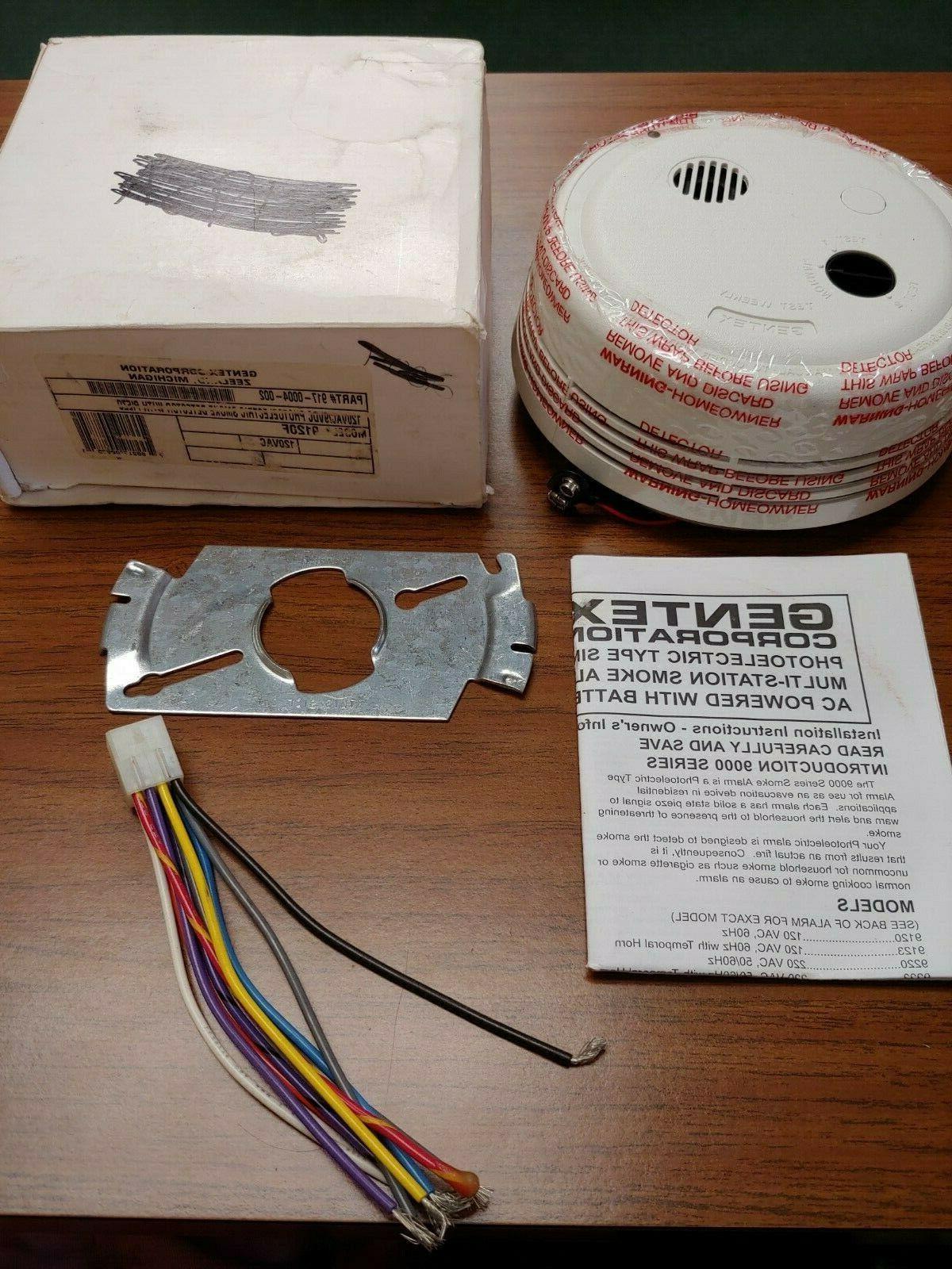 Gentex Detector Bundle- 9120H & F,