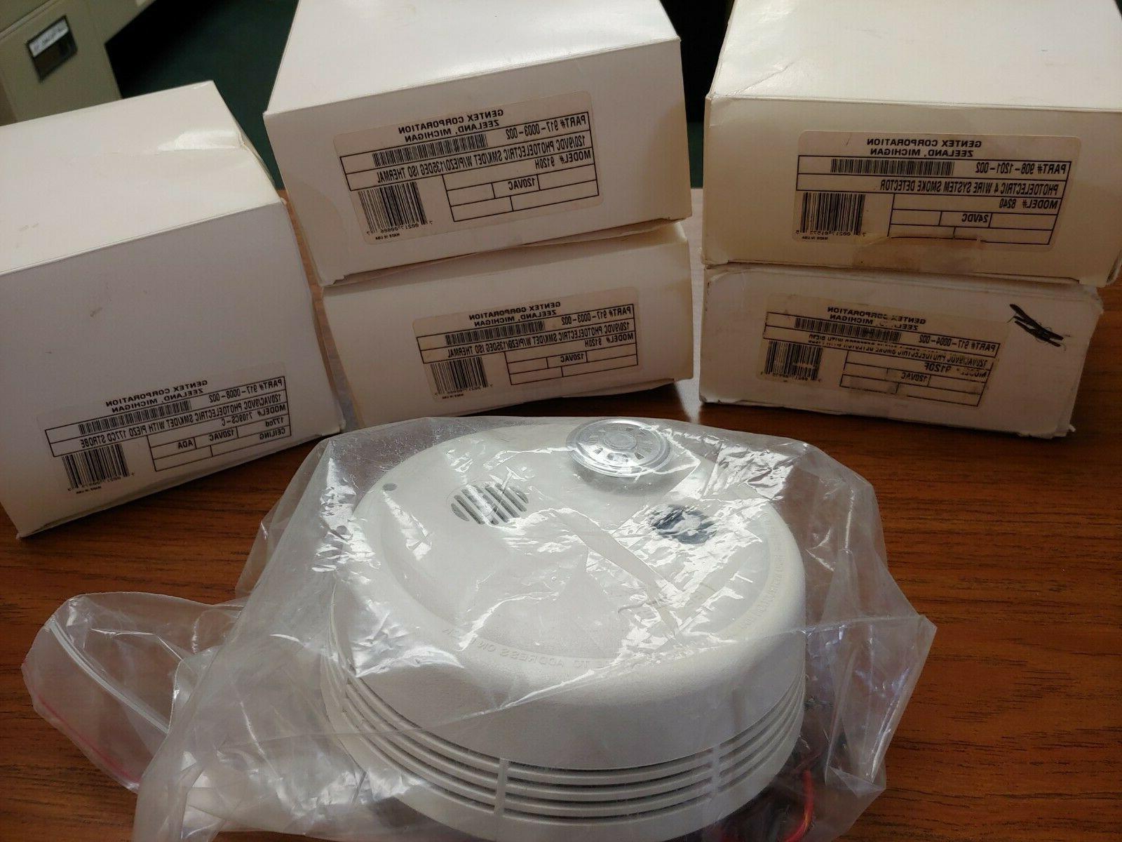 smoke and heat detector bundle 9120h