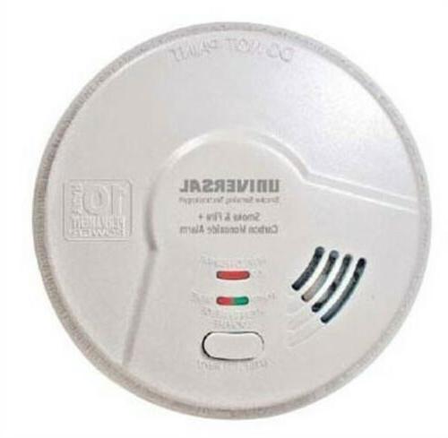 smoke co2 fire alarm