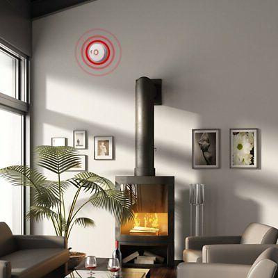 Smoke Pack Photoelectric Smoke Alarm Listed GS528A
