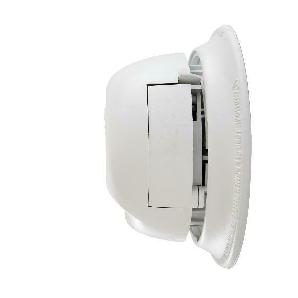 Smoke Alarm Back Up Wired 120-volt Interconnectable 6 Pack