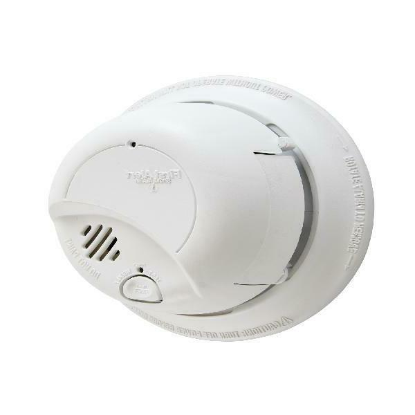 Smoke Alarm With Back Up 120-volt 6 Pack