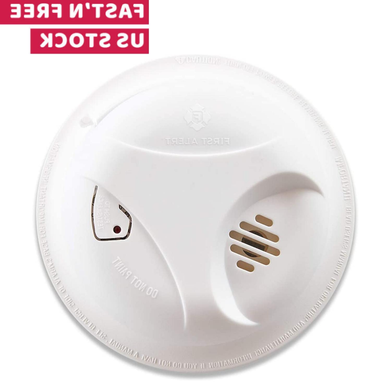Smoke Fire Alarm Home Ionization Battery