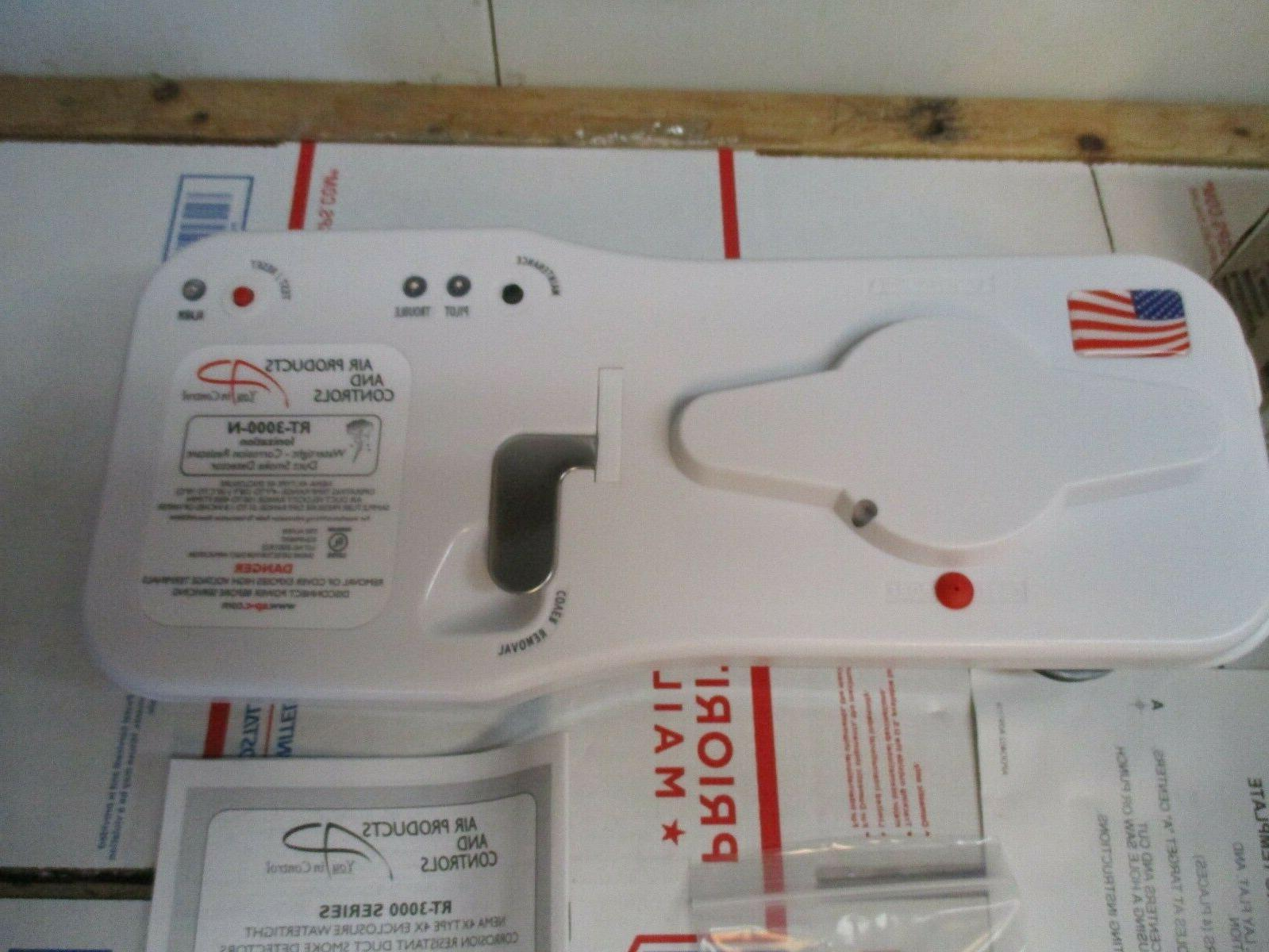 """AIR PRODUCTS SMOKE DETECTOR RT-3000-N13-1/2"""" L"""