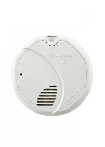 smoke detector photoelectric and ionized alarm hardwired