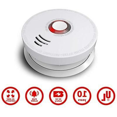 Smoke & Alarms Detector, Pack Photoelectric UL