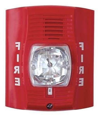 System P2R Strobe 24 101 Red