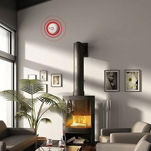 Top Ardwolf Pack electric Smoke Fire Alarm