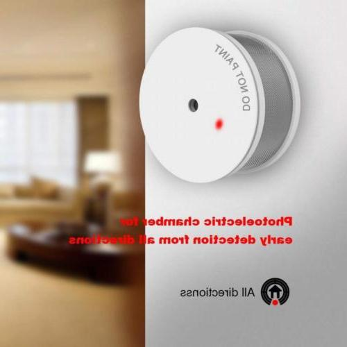 UL Mini Alarm, with Lithium...